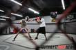 Austin Trout and Carlos Condit Sparring