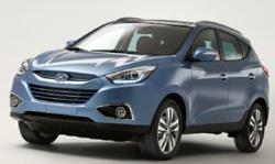 The New Hyundai ix35