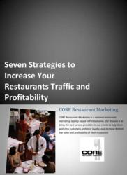Seven Strategies To Increase Restaurant Traffic