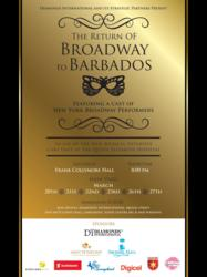 Broadway to Barbados 2013