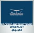 Air Sea Containers (ASC) Offers Complimentary Checklists for Proper...