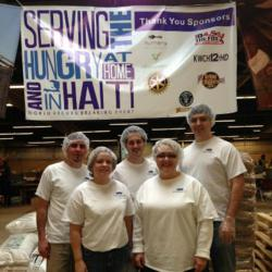 Foundation Financial Group Feeds the Hungry and Breaks a Guinness Book World Record