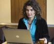 Deborah Collier building her online business