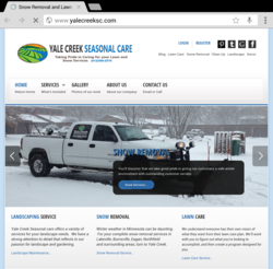 Yale Creek Seasonal Care launches new website.