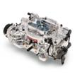 Edelbrock Thunder Series AVS Carburetor, 650 cfm with EnduraShine Finish