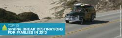 Livability.com Top Spring Break Destinations for Families 2013: Quick Getaways