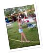 Slackers Slackline Adds First-Ever Teaching Line Allowing Anyone to...