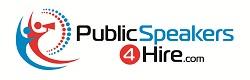 Public Speakers 4 Hire Logo