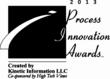 2013 Kinetic Process Innovation Award