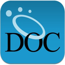 """Doc Halo secure texting app"""