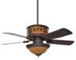 Sheridan Ceiling Fan With Star Design