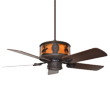Sheridan Ceiling Fan With Rodeo Scene
