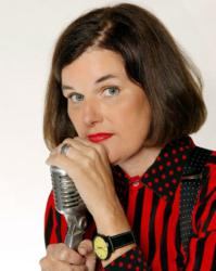 "An evening of unsurpassable laughter with the star of NPR's ""Wait Wait… Don't Tell Me""- Paula Poundstone"