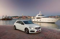 New Mercedes A-Class lease hire