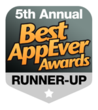 Project Planning Pro - Runner-Up at 5th Annual BestApp Ever Awards