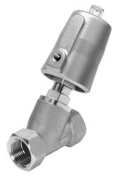 Festo's VZXF Angle Seat Valve