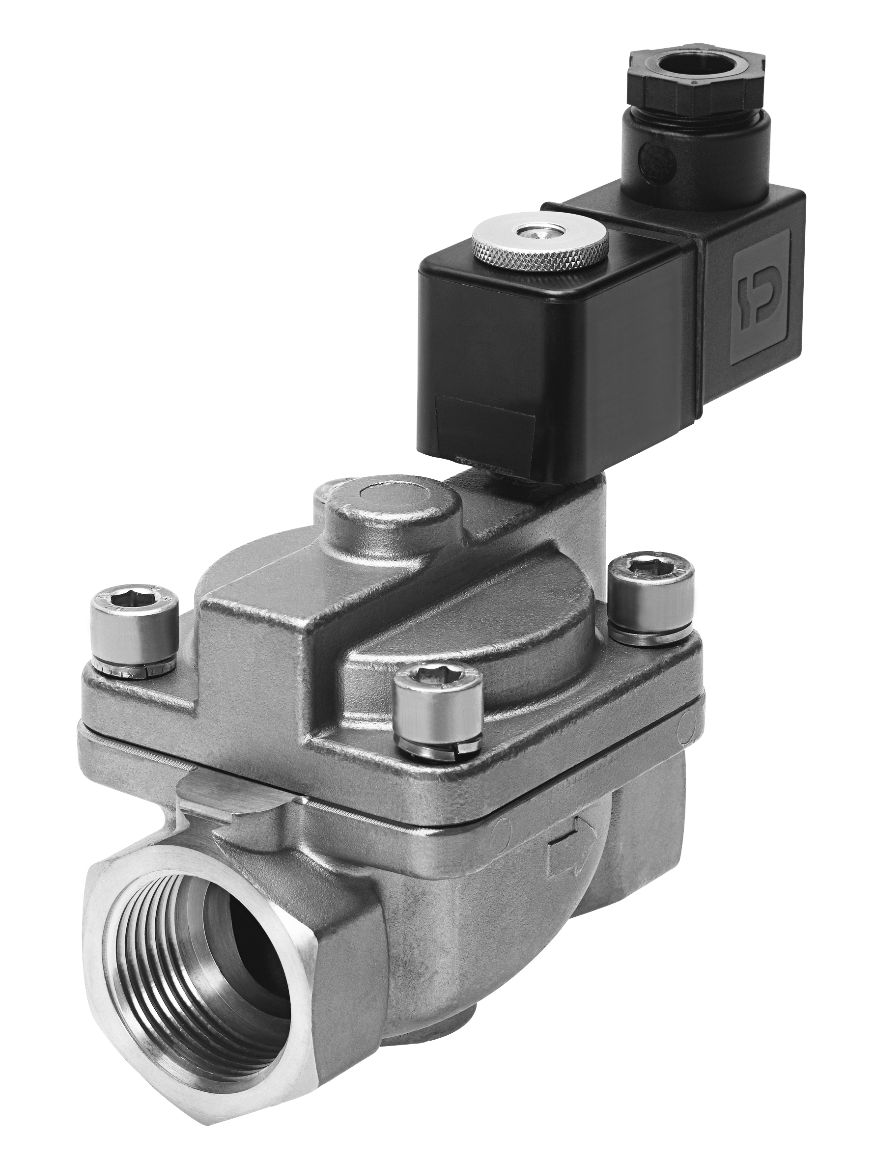 Festo Introduces The Vzwp An Up To 40 Bar Servo