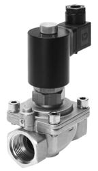 Festo's VZWF Force Pilot Operated Solenoid Valve
