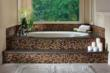 Colorful and creative mosaic tiles add visual interest to any kitchen backsplash or bathroom space