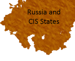 CIS and Russian Energy