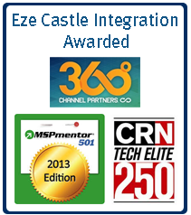 Eze Castle Integration Wins Three IT Industry Awards