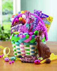 Easter Baskets from The Swiss Colony Deliver Delight