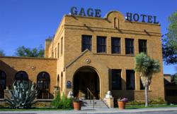 Pura Vida Tequila Time at the Historic Gage Hotel