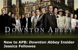 Downton Abbey writer on speaking circuit