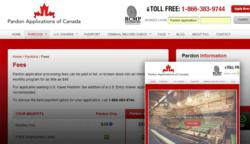 Pardon Applications Of Canada