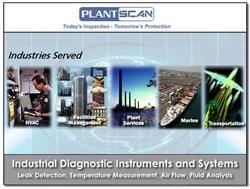 PlantScan - Ultrasonic Leak Detectors