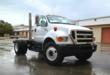 Ford F-750 for Export