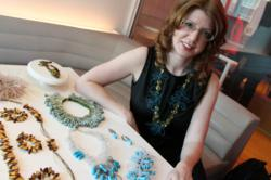 Couture Jewelry Designer Michelle Pajak-Reynolds