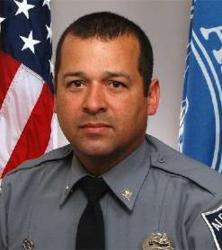 Alexandria Police Officer Peter Laboy