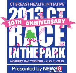 The 10th Annual RACE IN THE PARK will be held on Saturday, May 11th at Walnut Hill Park in New Britain