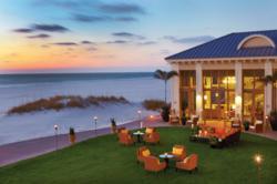 Florida beach resort, Clearwater beach resort