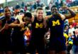 Mount St. Michael Academy 4x200 Relay Team Wins State Championship at...