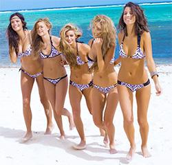 TeenyB Bikini Couture Debuts Spring 2013 Line