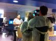 The cameras rolled when the patients' stories dictated -- sometimes overnight.