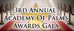 Golden Village Palms RV Resort presents the 2013 Academy Of Palms Awards Gala
