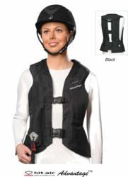 Hit-Air  Equestrian Airbag Vest Advantage Model