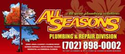 Las Vegas Drain Cleaning and Repair
