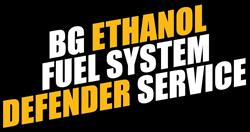 BG Ethanol Fuel System Defender Service