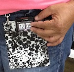Hip Klip Cell Phone Purse