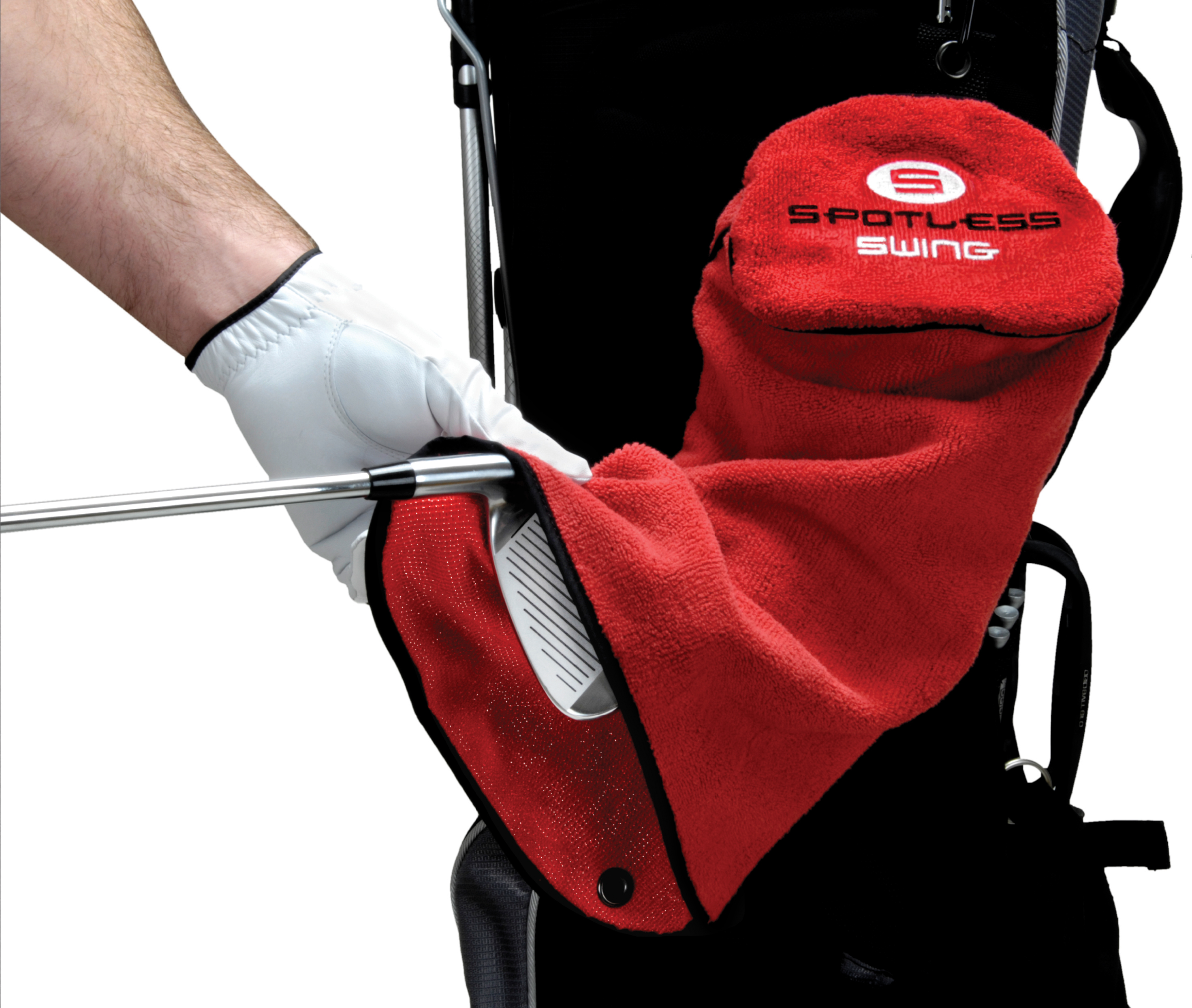 Spotless Swing 174 Golf Towel Used By Top Finishers At The
