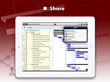Share project plans as XML, PDF, CSV files