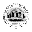 American College of Bankruptcy Announces 2014 Distinguished Law...