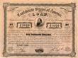 Stonewall Jackson Confederate Bond