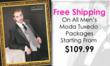 Free Shipping on Wedding Tuxedos