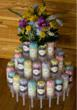 cupcakes, cake, cakesliders, baby shower, edible arrangement, flower alternative