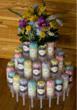 cupcakes, cake, cakesliders, baby shower, edible arrangement, flower alternative